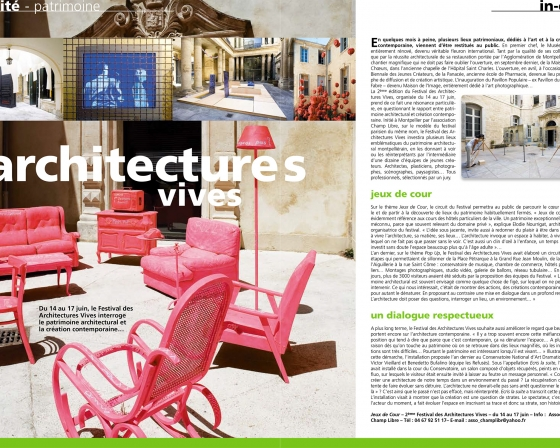 Journal mensuel de Montpellier - 2006