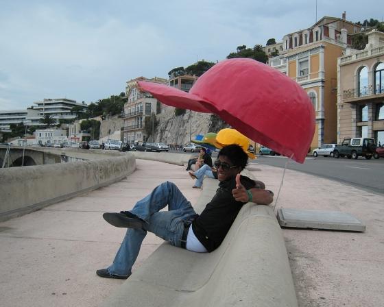 La corniche des chapeaux – Marseille