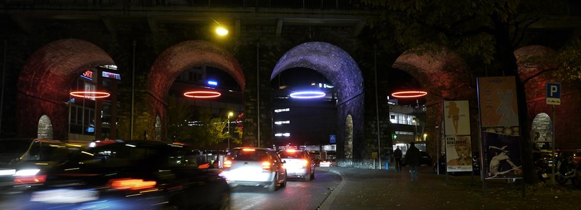 En Pointillés – Lausanne